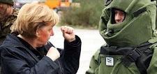 Soldat wegen Merkel traumatisiert
