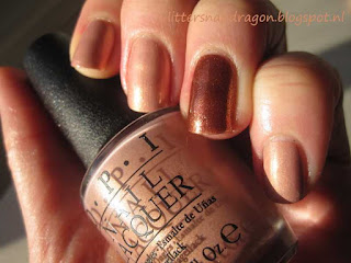 OPI a butterfly moment OPI sprung