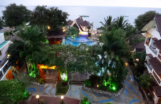 BLUE CORAL BEACH RESORT BATANGAS ADVENTURE