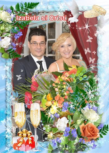 Izabela  si  Cristi - Fotografii  de  la  nunta