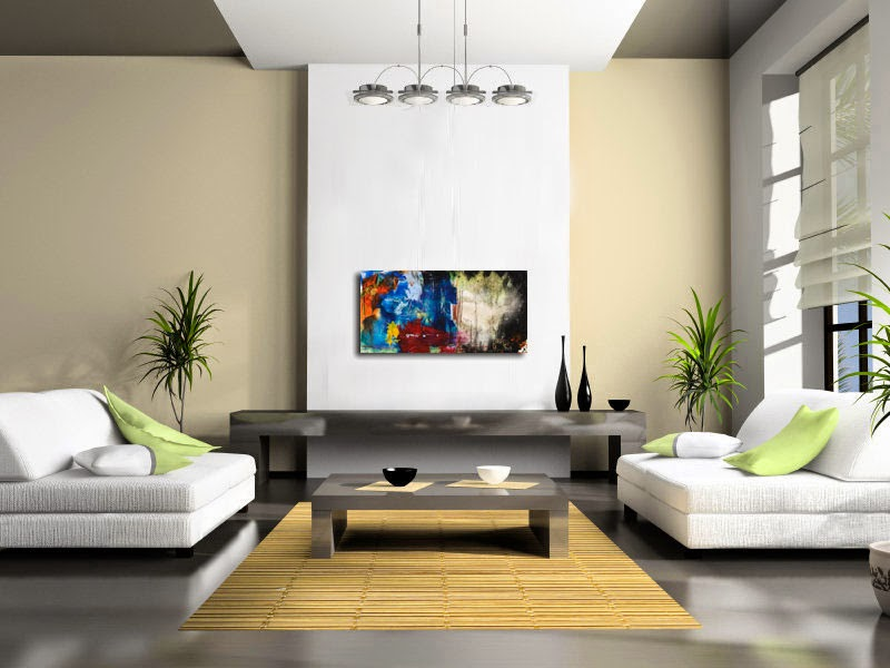 Interior-Design-guest-room-Minimalist-Furniture-Sofa-White
