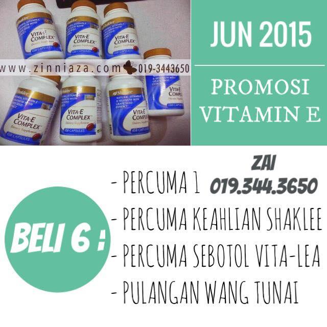 PROMOSI JUN 2015 - BUY 6 FREE 1