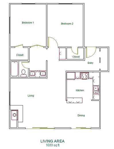 Interior Design Floor Plan Examples House Design And
