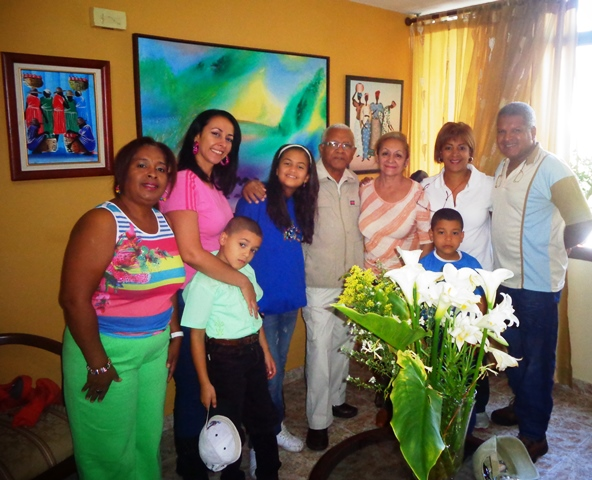 PARTE DE LA FAMILIA INTEGRADA