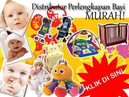 Grosir Perlengkapan Bayi di Bandung