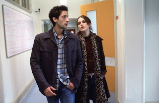 the jacket-adrien brody-keira knightley