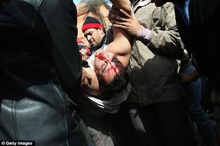 Korban Demonstran