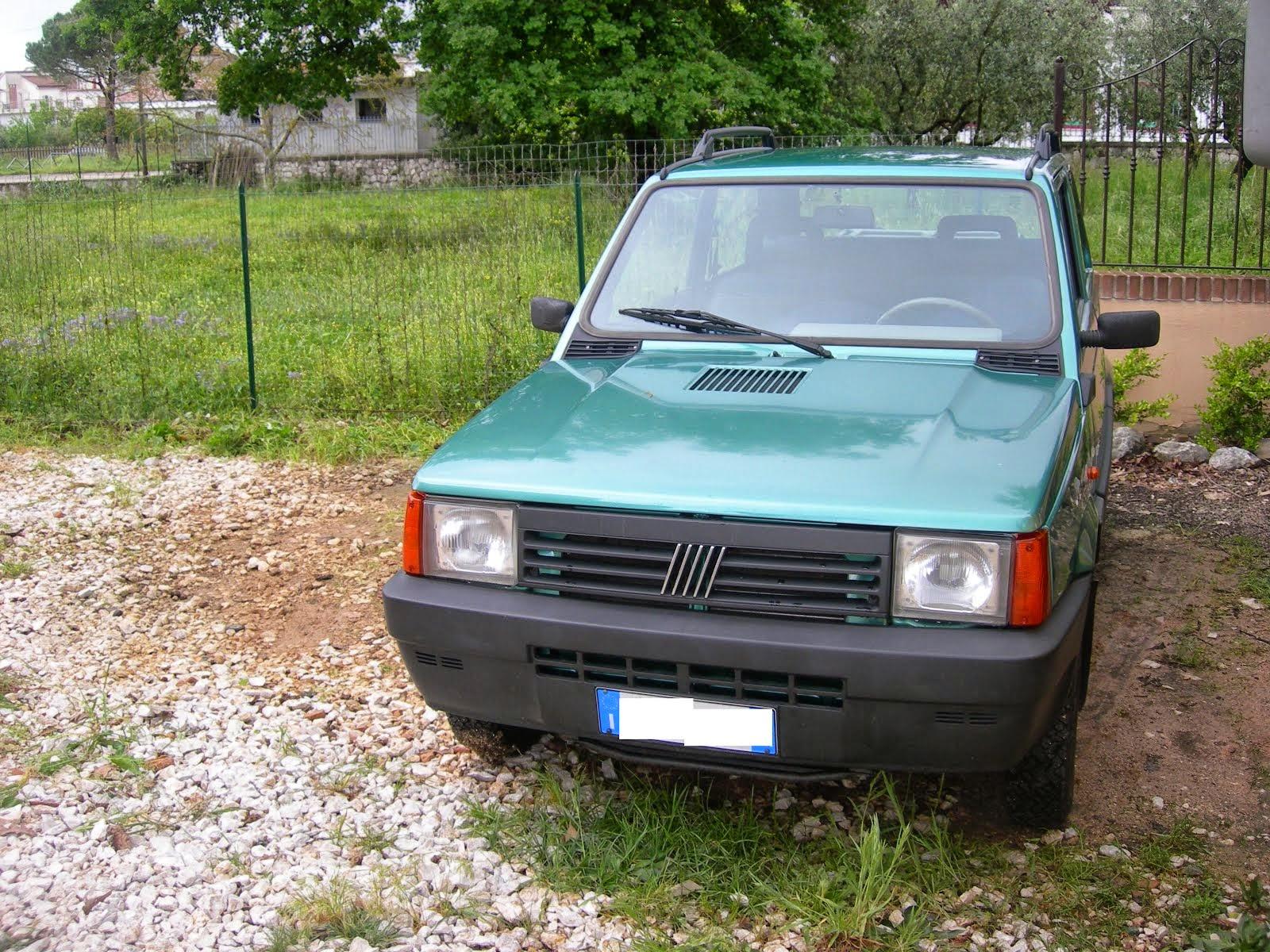 Fiat Panda 1.1 Trekking 4x4 Anno 2001 110.000km