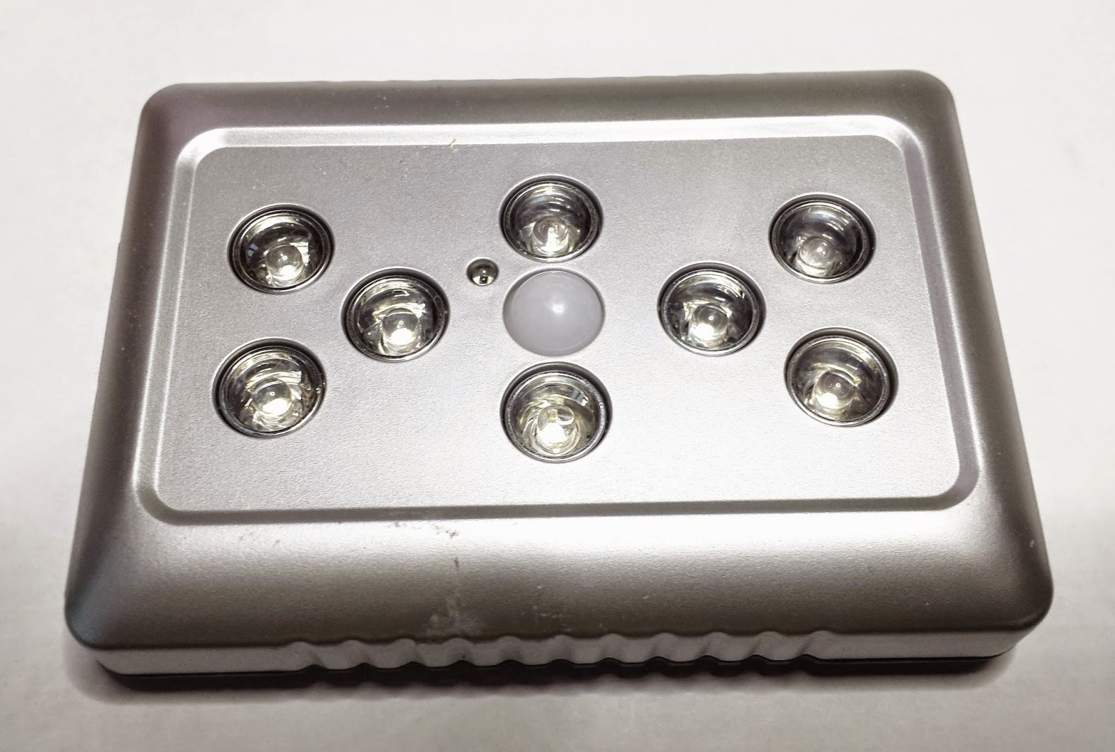 Random Tech Stuff Lidl Pir Nightlight Teardown And Hack Arduino Night Security Alarm With Sensor