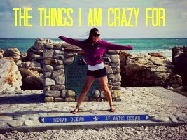 The Things I am Crazy For