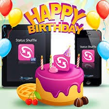 Birthday Whatsapp Status Messages and Quote