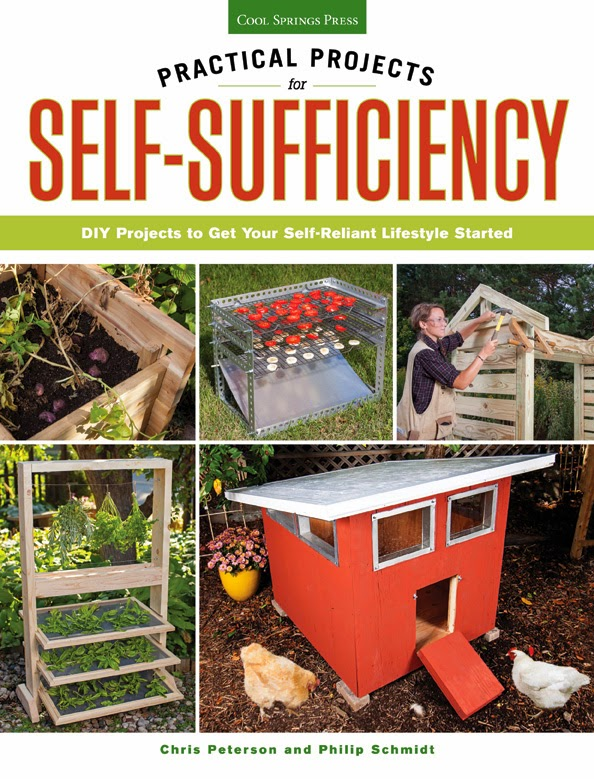 Review - Practical Projects for Self-Sufficiency by Chris Peterson and Philip Schmidt