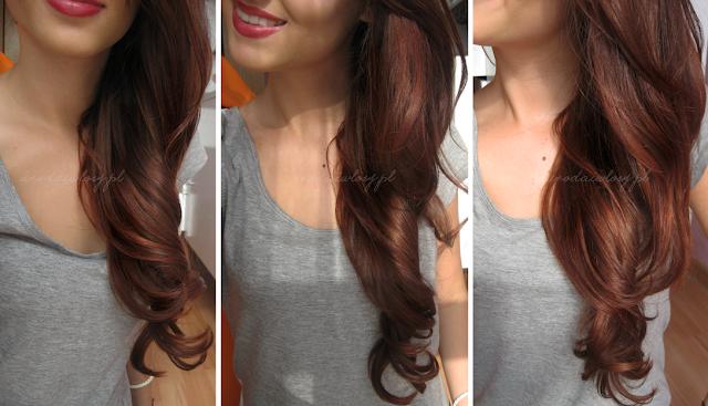 włosy bad hair day sposoby grube fale loki