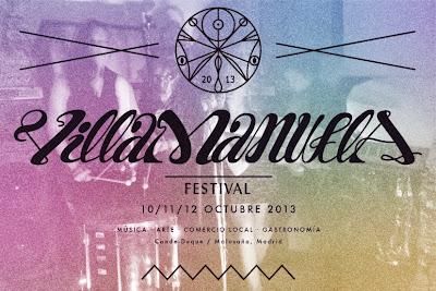 VillaManuela Festival Madrid 2013