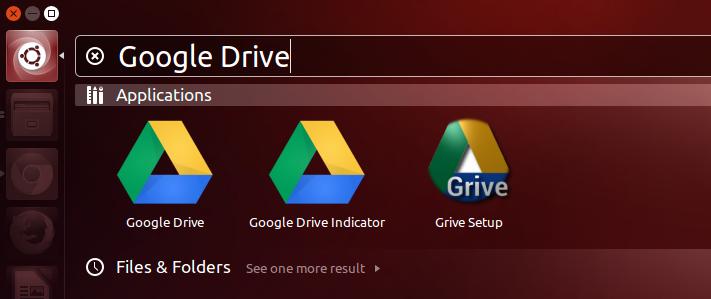 Usar Google Drive en Ubuntu 14.04 LTS, aplicaciones google en ubuntu,