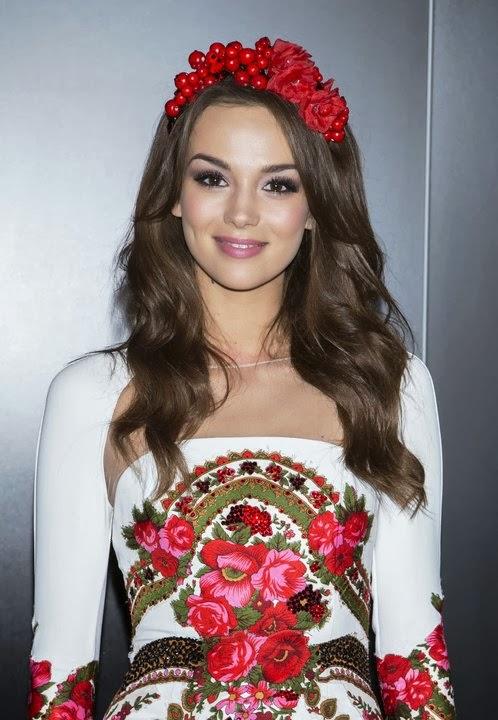Paulina krupinska miss universe poland 2013 evening gown amp national