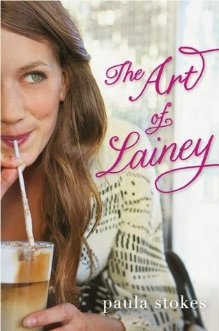 The Art of Lainey cover