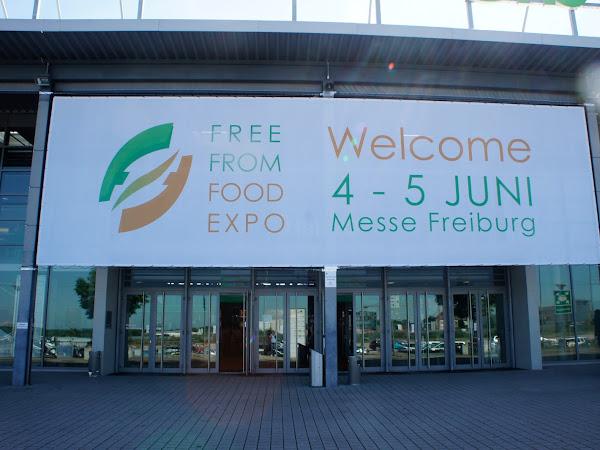 So war die Free From Food Expo in Freiburg! Teil 1
