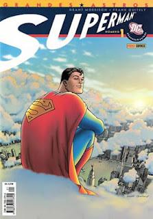 Capa de Grandes Astros Superman 1