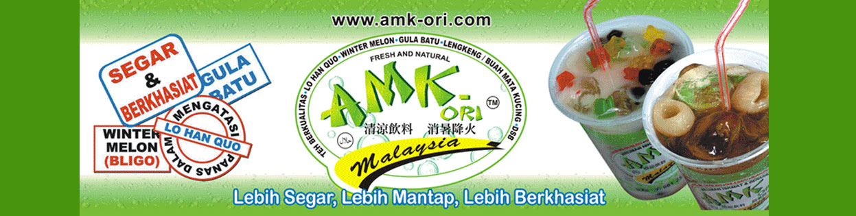 AMK-ORI ( AIS MATA KUCING ORIGINAL )