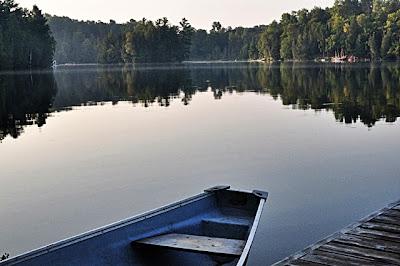 Summer at Finnegan Lake, August 2012