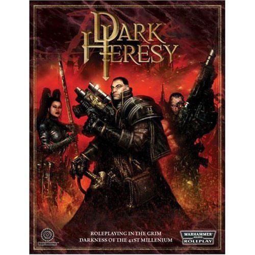 Dark Heresy Character Creator