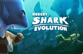 Hungry+Shark+Evolution Yeni Hungry Shark Evolution Para ve Elmas Hileli Apk indir