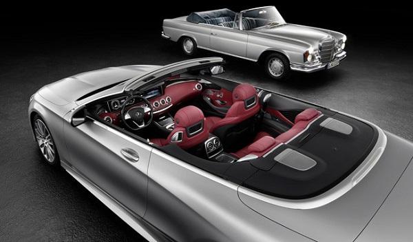 Mercedes Benz Clase S Cabriolet