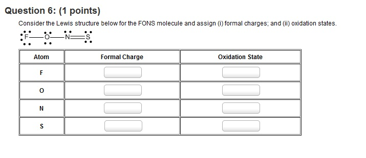 assigning formal charges 161 assigning formal charges normally, file formats such as smiles, sln or mdl's a more technical discussion of the formal charges that are assigned by this function are described in the.