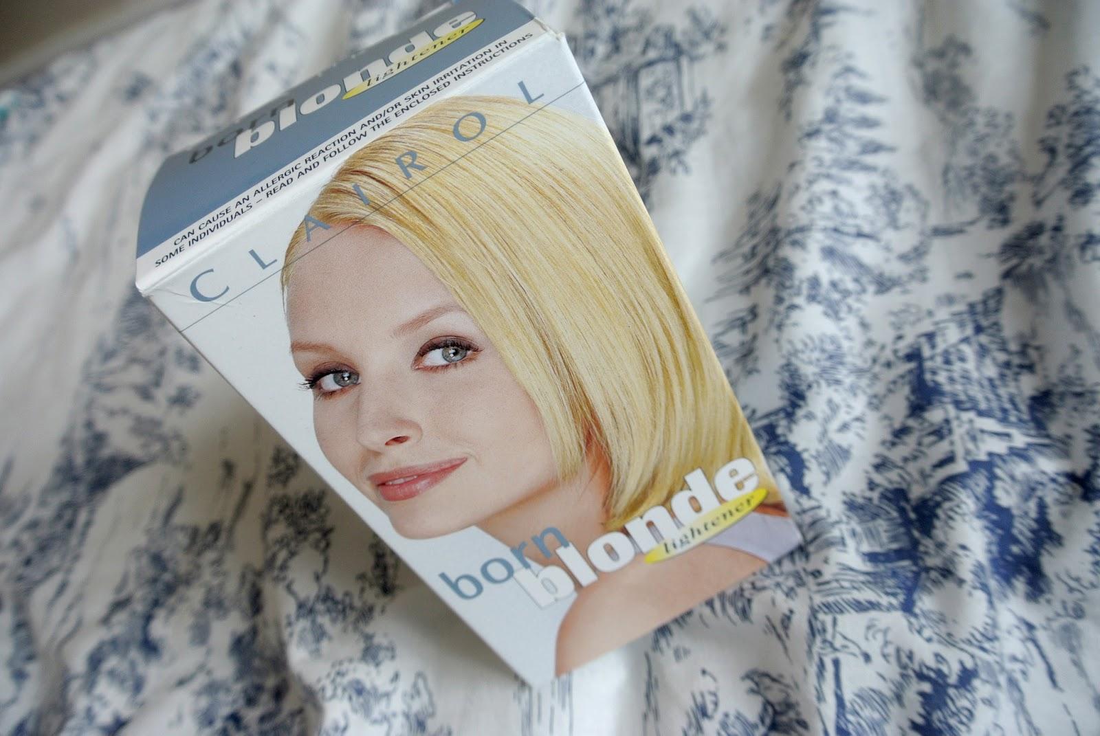 Born Blonde Hair Dye Reviews Best Image Of Blonde Hair 2018