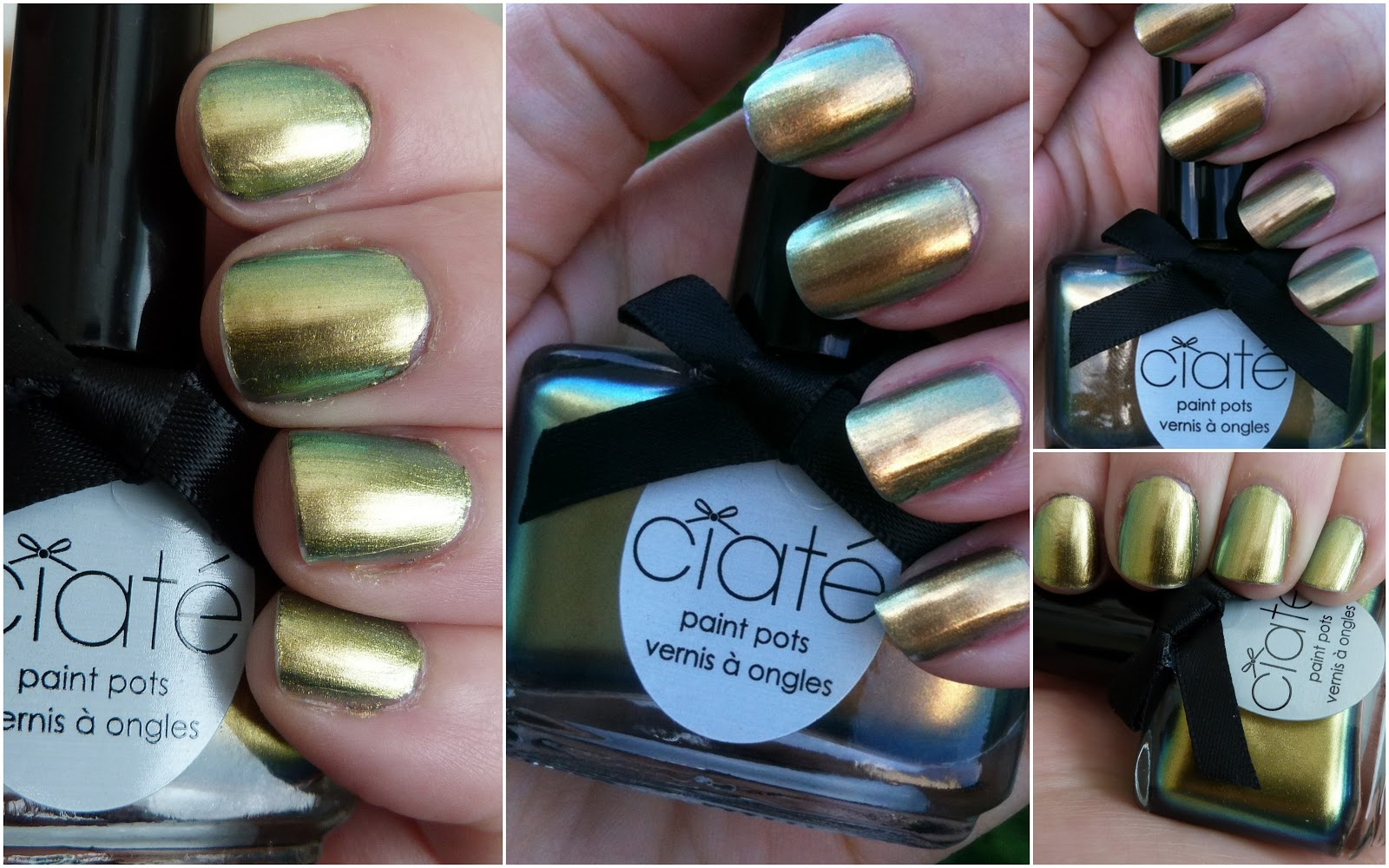 Ciate Oil Slick photos and review | Lovely Girlie Bits - Best Irish ...