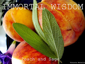 Peach and Sage