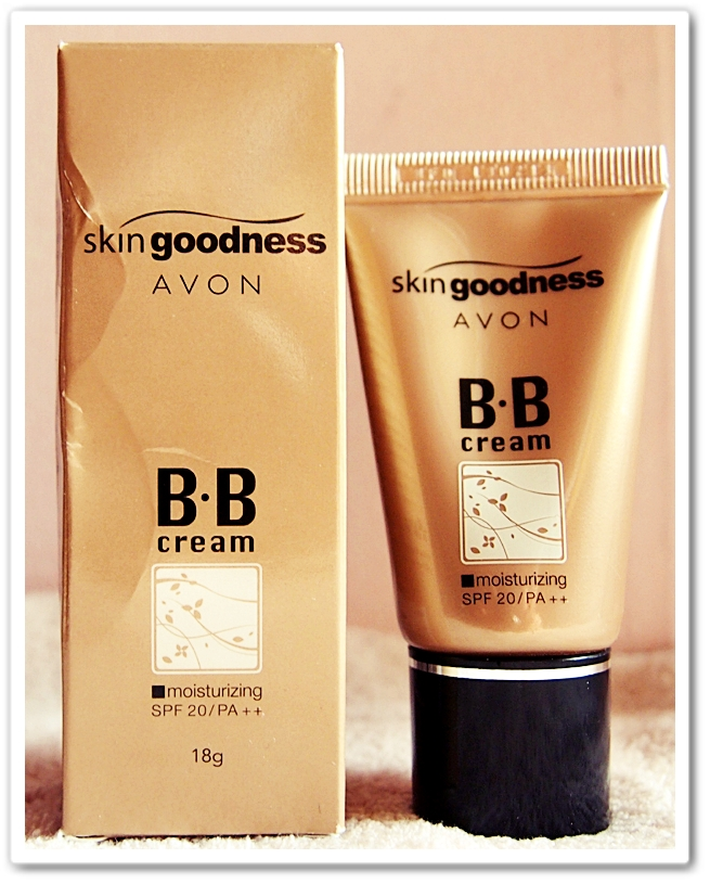 Journey on Beauty : Avon Skingoodness BB Cream Review