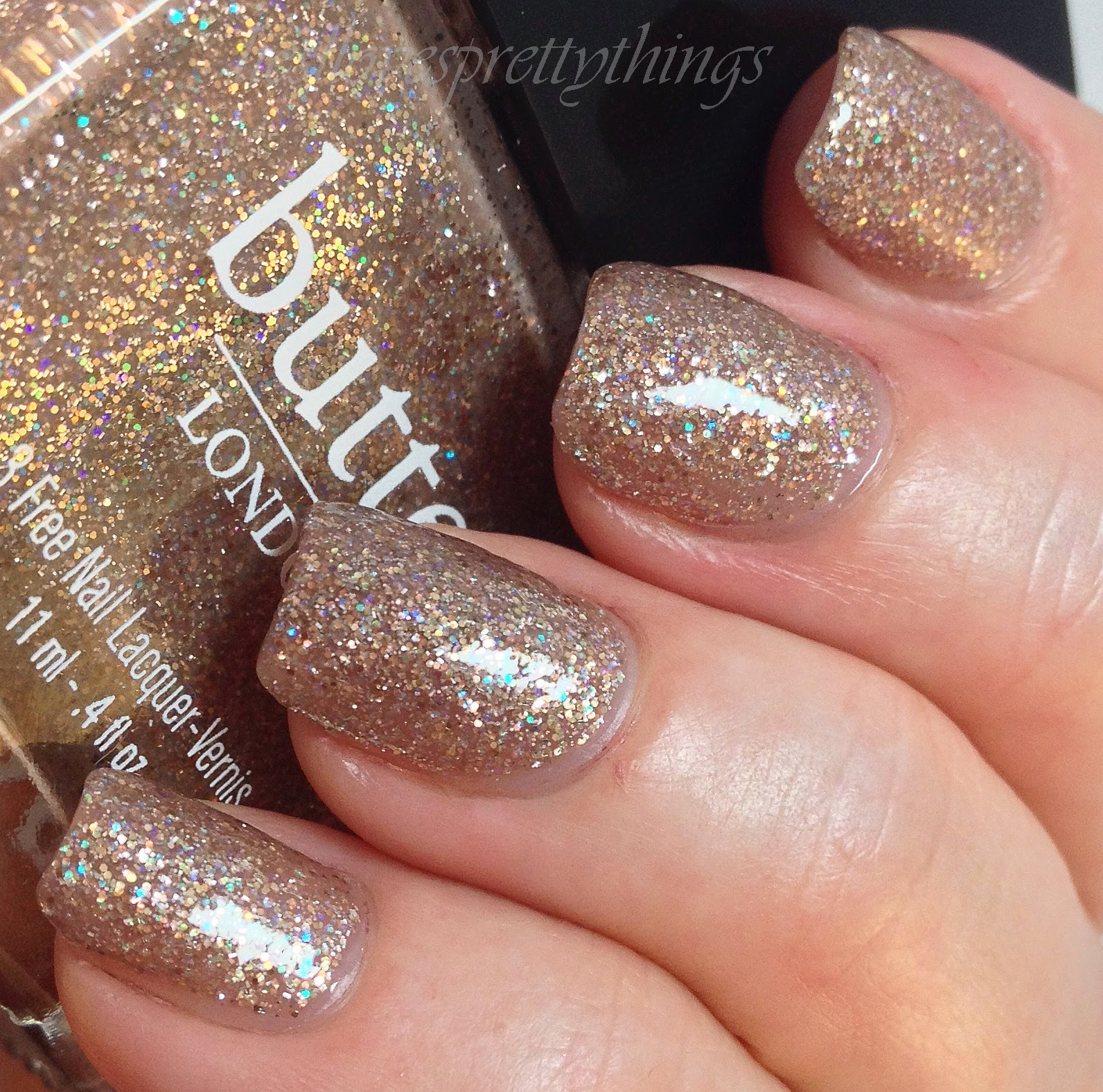 Butter London Caramel Cafe