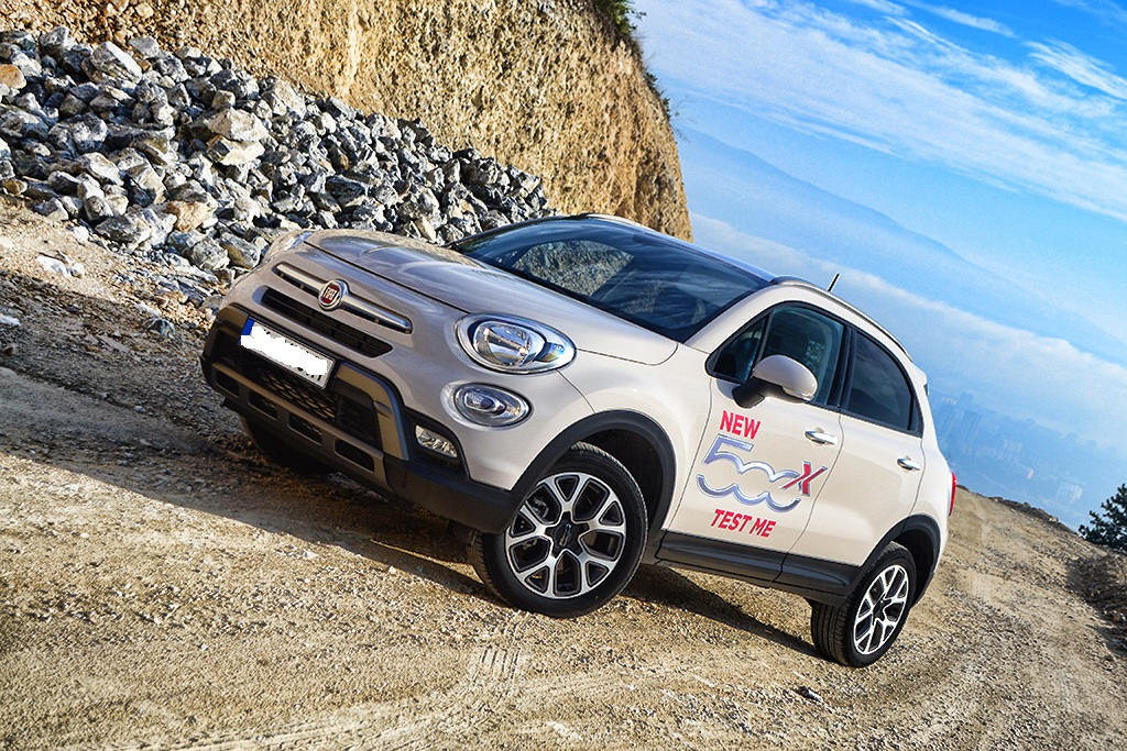 test fiat 500x irresistibly charming suv types cars. Black Bedroom Furniture Sets. Home Design Ideas