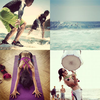 Flow:SurfYogaSamba on Instagram!
