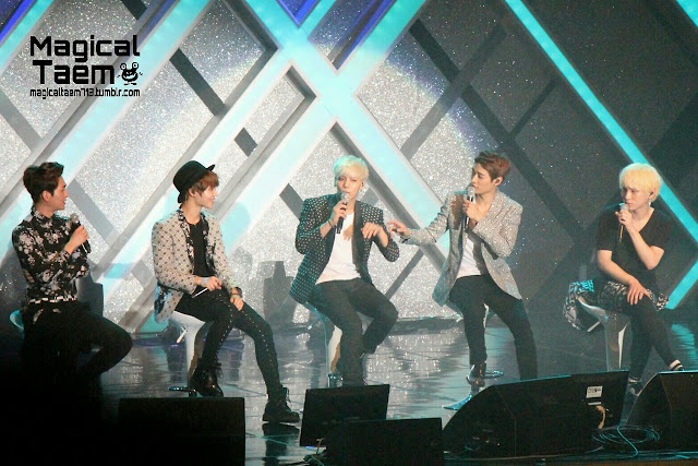 shinee at their 5th anniversary party_1