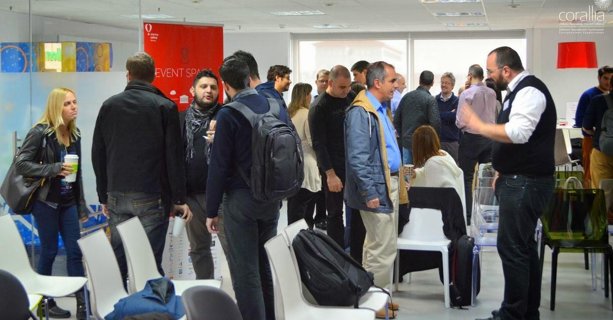 Σαφάρι νεοφυούς επιχειρηματικότητας και καινοτομίας με οδηγό το Corallia