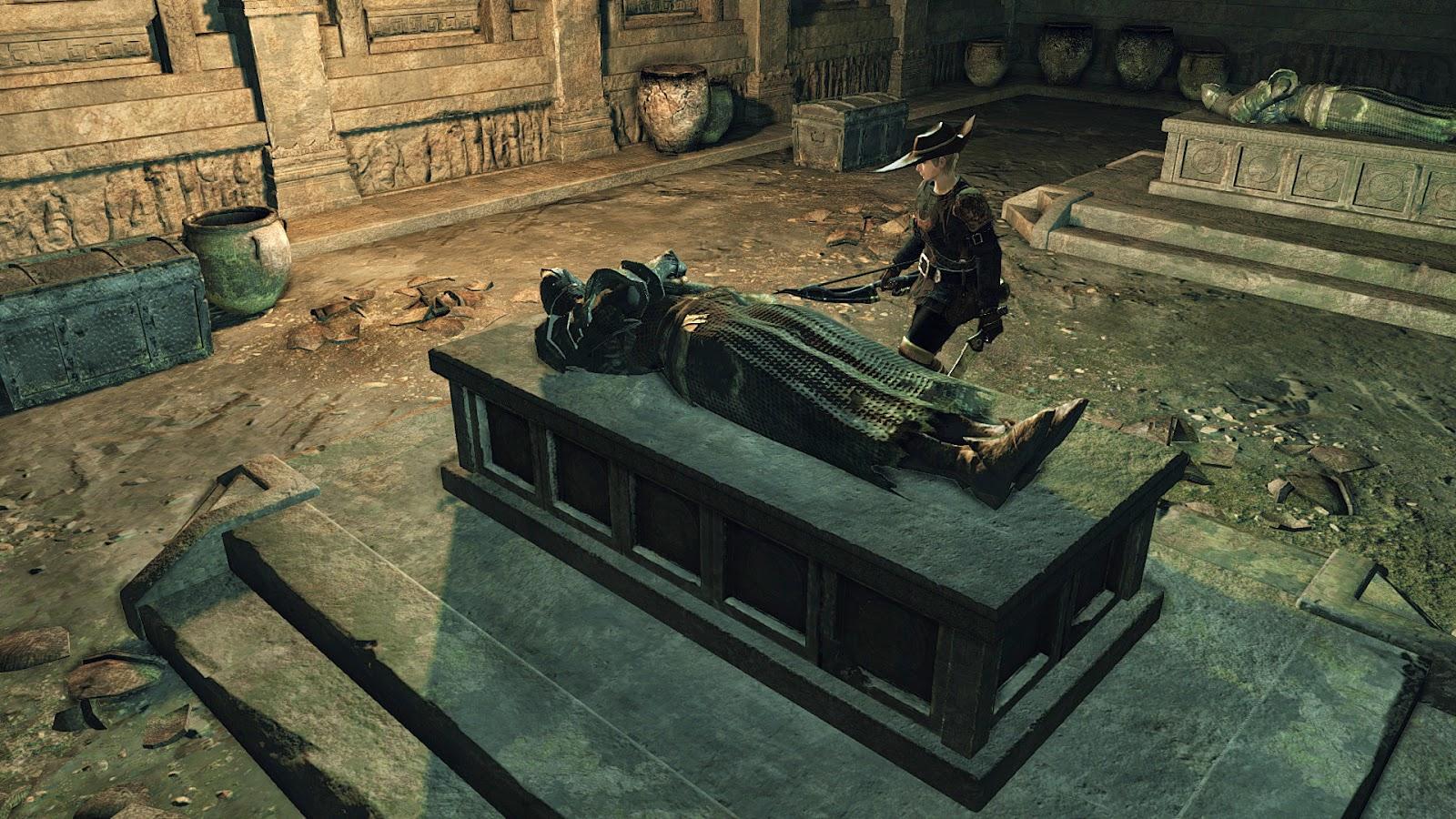 Dark Souls II Crown of the Sunken King release