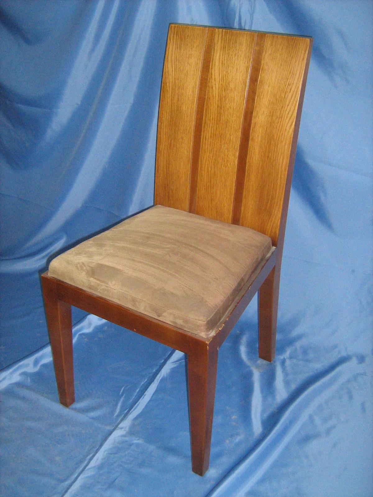 #A16D2A Blog Decoração de Interiores: Cadeira Sala de Jantar SP 1200x1600 px cadeiras para sala de jantar de madeira maciça @ bernauer.info Móveis Antigos Novos E Usados Online