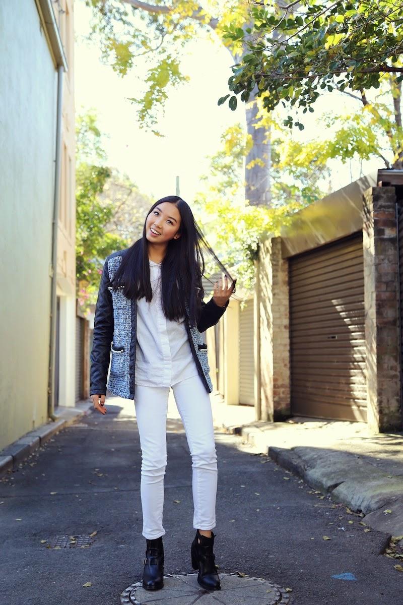 ASOS, Cotton on, white shirt, white Jeans, Boohoo, Mavi Jeans, Rag & Bone, Zu Man, Bronx, Topman