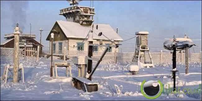 Verkhoyansk, Rusia