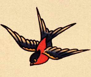 birds tattoos for you traditional swallow bird tattoo