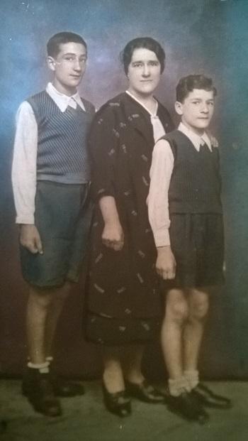 Famiglia Gandini Cavicchi uccisa per mano di mafia.