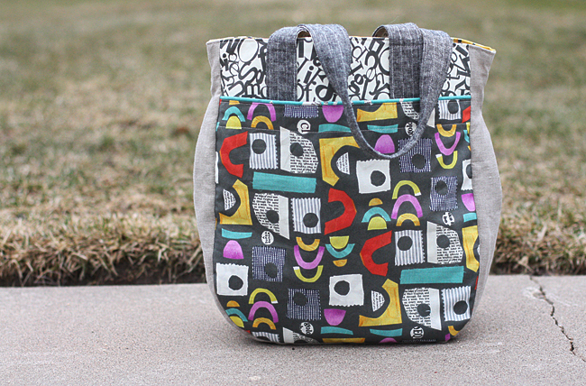 New Bag Pattern from Noodlehead