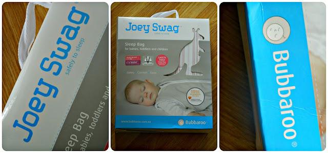 Bubbaroo Joey Swag Sleeping Bag in Box