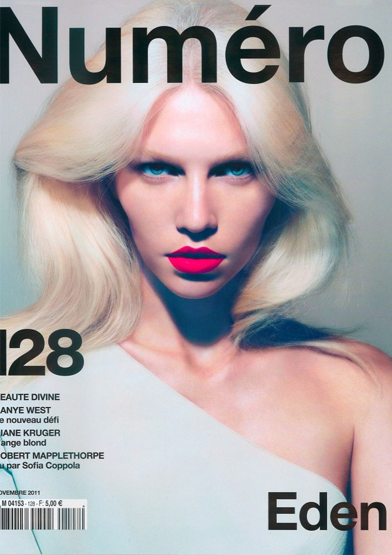 Untitled 1 Maquiagem do Dia: Aline Weber na Numéro