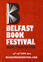 poster for Belfast Book Festival