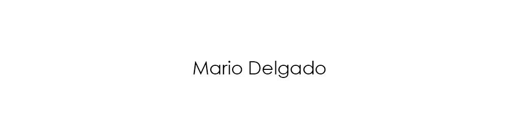 MARIO DELGADO - ARTISTA VISUAL
