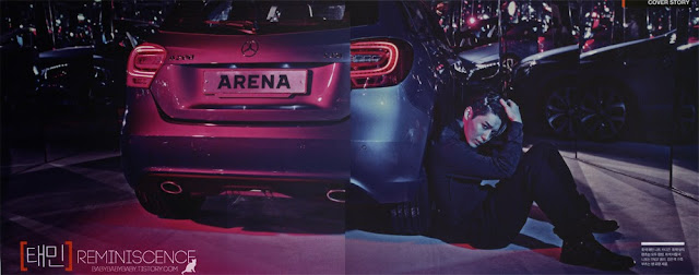 Taemin SHINee for Arena Homme Plus October 2013_2